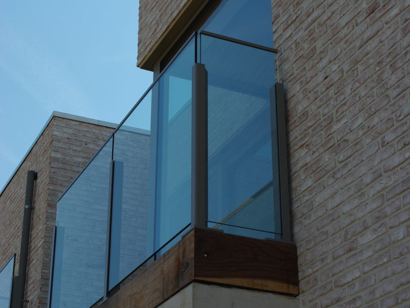Glasbalustrade allegro