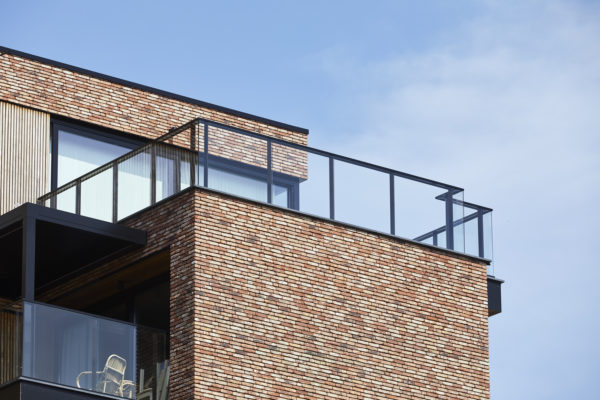 Prelude glasbalustrade